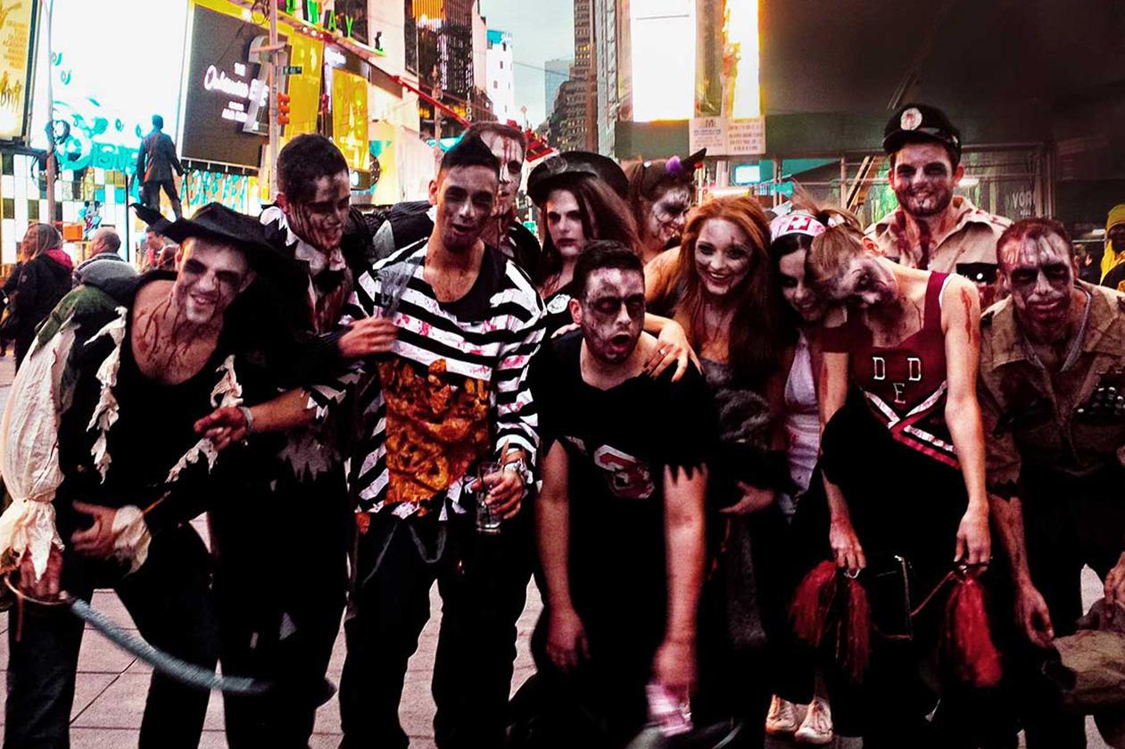 Halloween in New York – Case Study