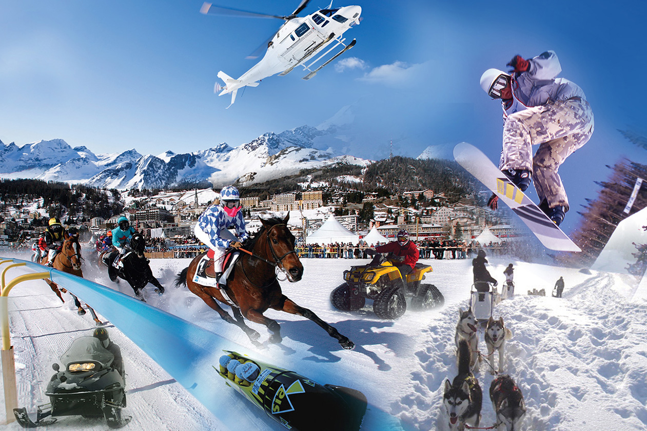 Travel Incentive Destination - Amazing Ski Events
