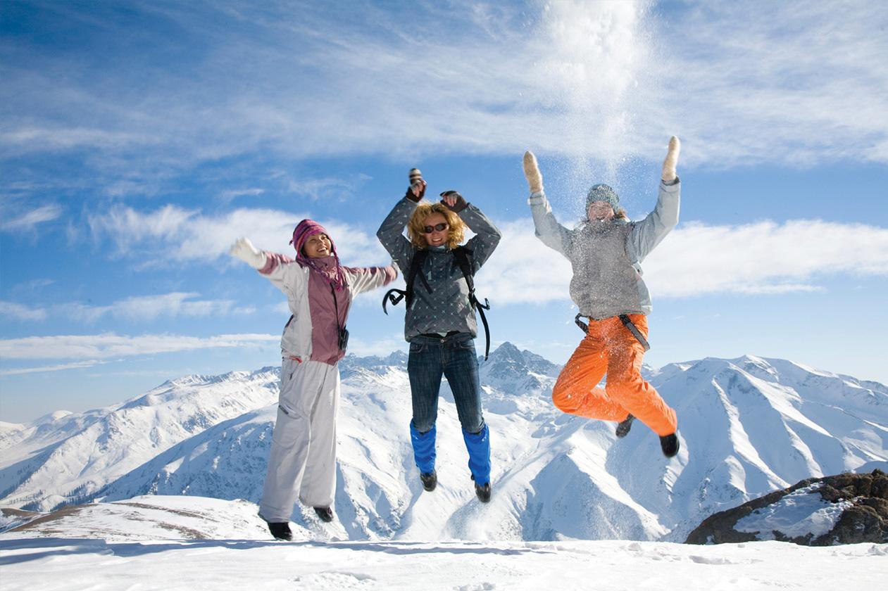 Travel Incentive Destination - Ski Incentives