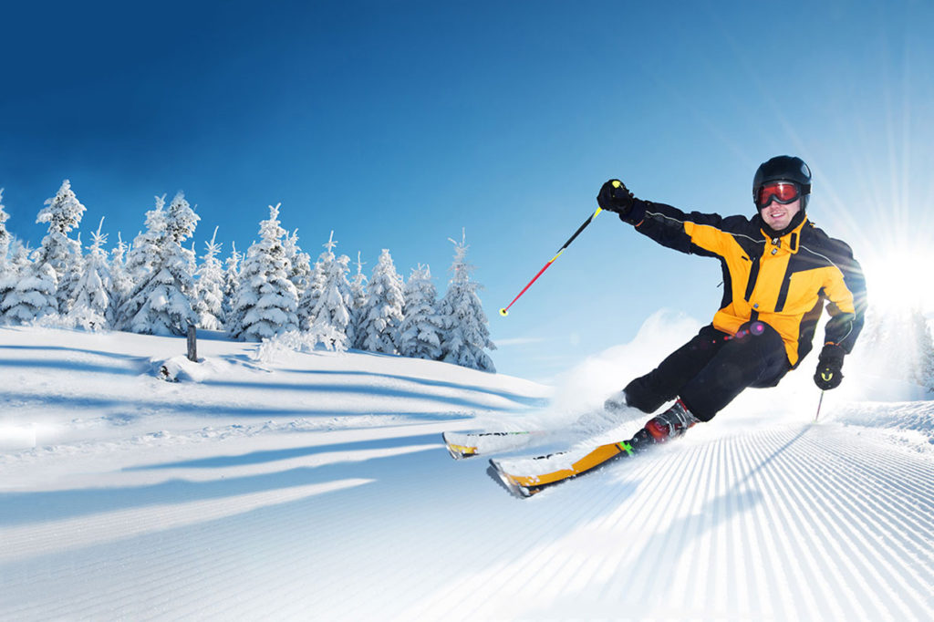 Travel Incentive Destination - Ski Slopes