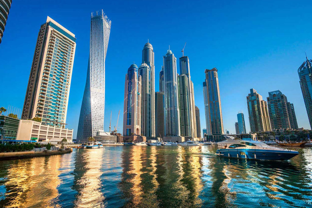 Travel Incentive Destination - Dubai