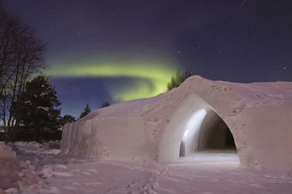 Travel Incentive Destination - Lapland