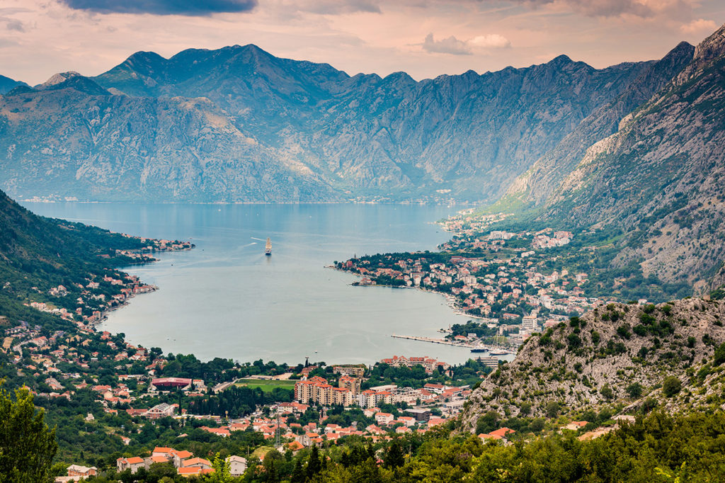 Travel Incentive Destination - Montenegro