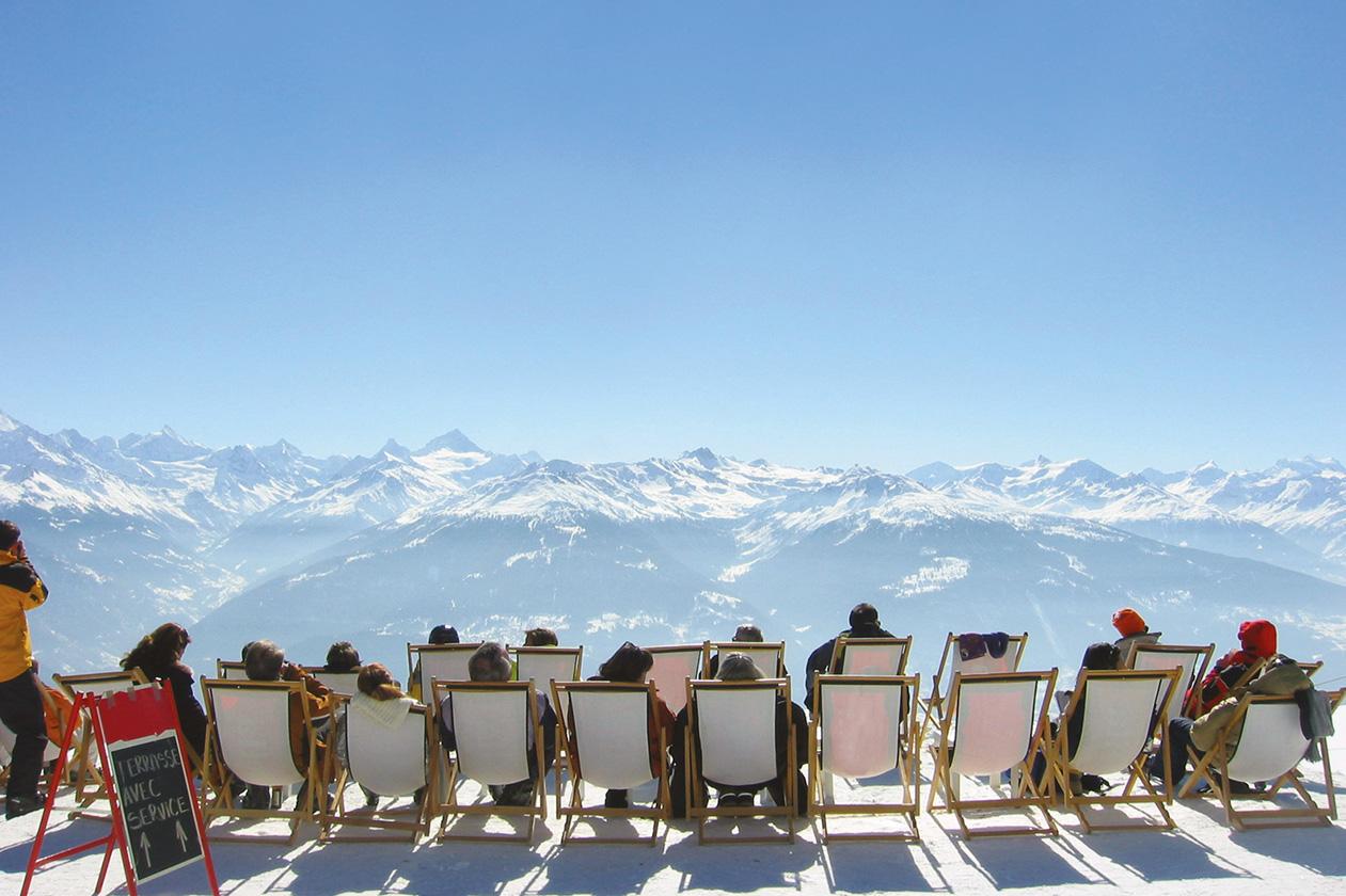 Travel Incentive Destination - Chamonix