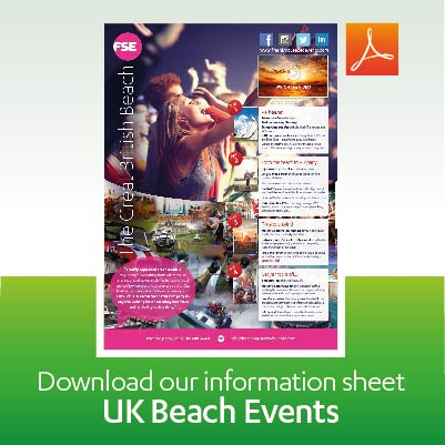 UK Beach Events