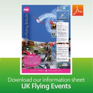 UK FLying Events