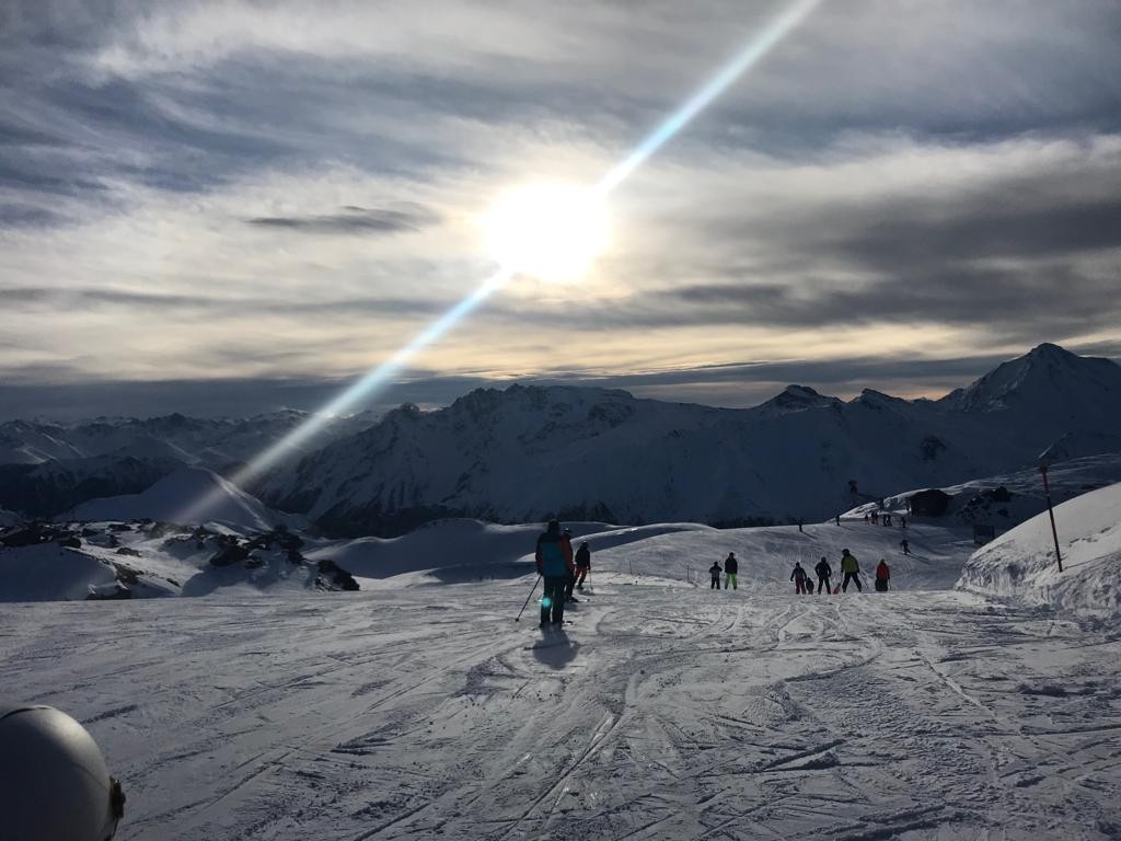 Davos – the hidden gem of the Swiss Alps. Definitely more cool than quaint!