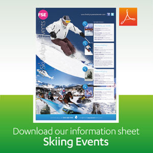 Skiing Events