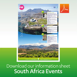 South Africa Events
