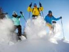 Ski Weekender Powder